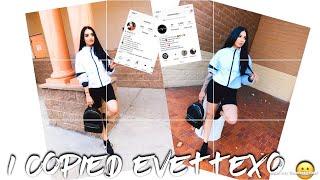 Recreating Evettexo's Pics
