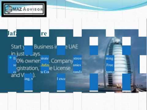 Offshore Companies in Dubai-Maz Advisor