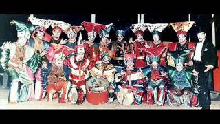 Nueva Milonga 1985   retirada de los colores