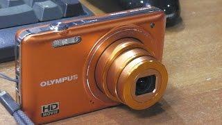 Мутные фотографии / Нет автофокуса. Фотокамера Olympus VG-160(, 2016-12-08T09:00:00.000Z)