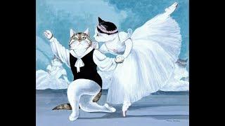 Новая песня Кошачий Хит! Веселые песни коты кошки позитив, юмор New Cat Hit song! Funny songs cats