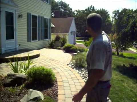 Jim A Explains Stone Job.Lower Southampton Area: Bucks County, PA: orserlandscaping.com