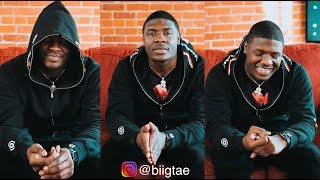 Detroit Comedian Biig Tae Speaks On Getting Into Comedy, Loss Of His Bro Mo + More