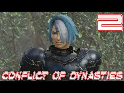[2] Conflict of Dynasties (Let's Play Dynasty Warriors 8 Empires)