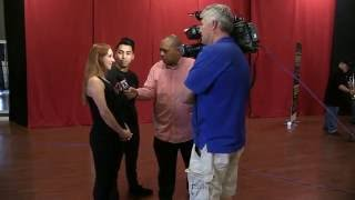 DF Dance with Big Buddah on Fox News!