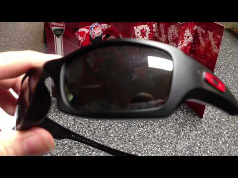 Oakley Ducati fives squared sunglasses review