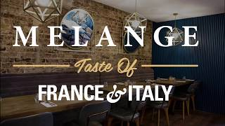 Melange Restaurants Promo