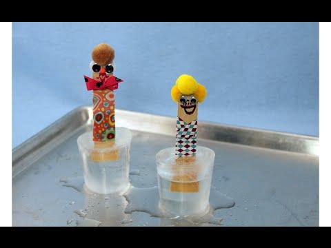 בובות קרח מחליקות