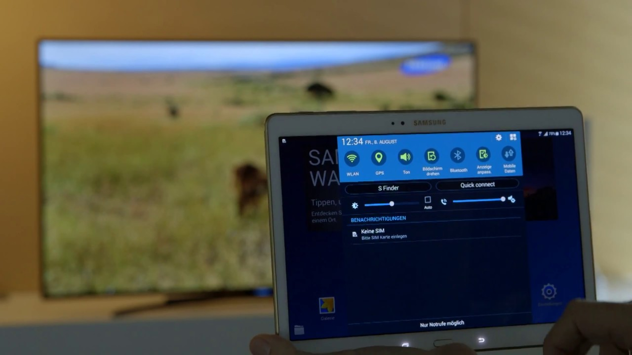 how to use screen mirroring samsung tv