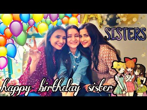LIL SISTER Birthday    BEST HAPPY BIRTHDAY SONG FOR MY SISTER    BIRTHDAY SONG #2k21-22   DEDICATED 