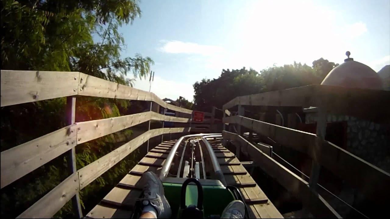 Tail Of The Dragon Photos >> Dragon's Tail Alpine Coaster Roller Coaster POV Labadee ...
