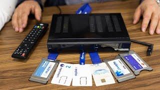 896940085 AB-COM Satelitný prijímač CryptoBox 700HD mini od 49.99€ 😊. NajNakup.sk
