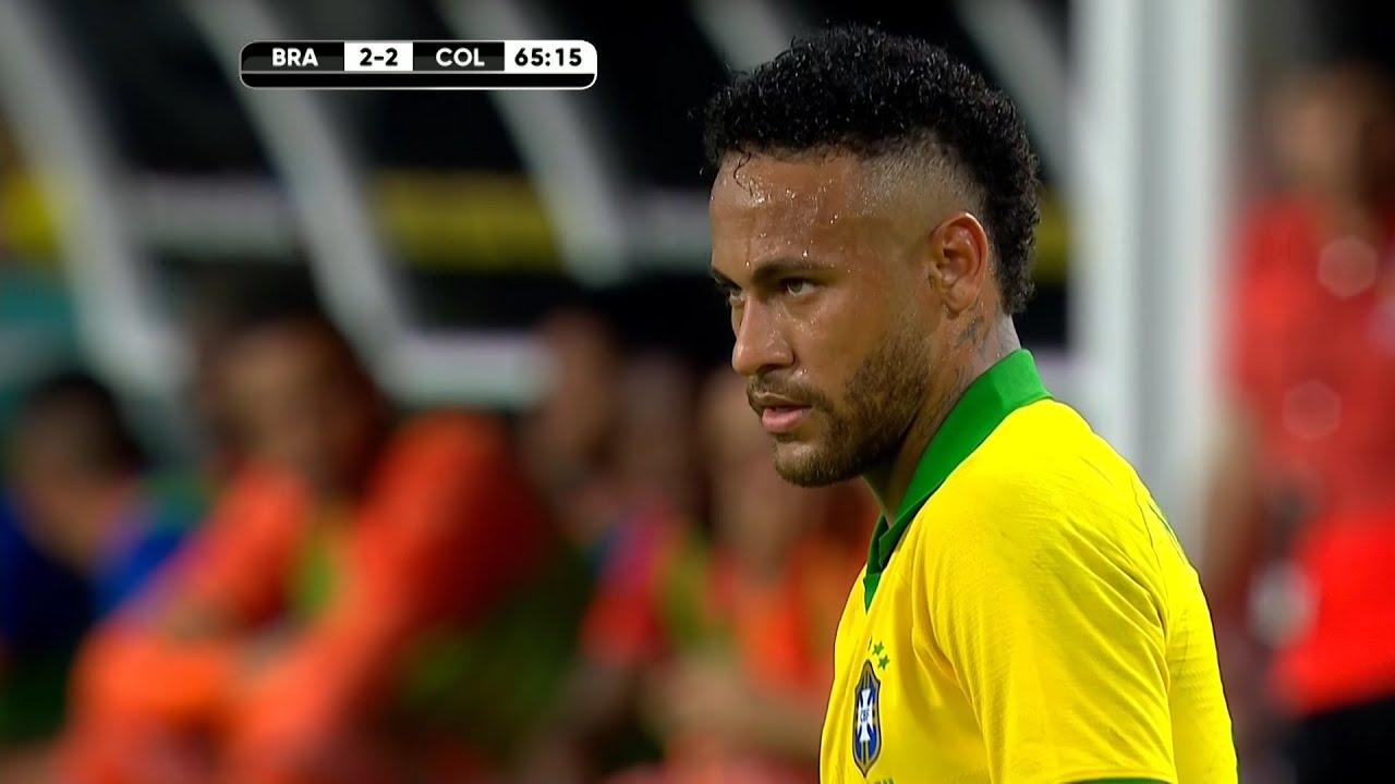 Neymar Jr Vs Colombia (WELCOME BACK)