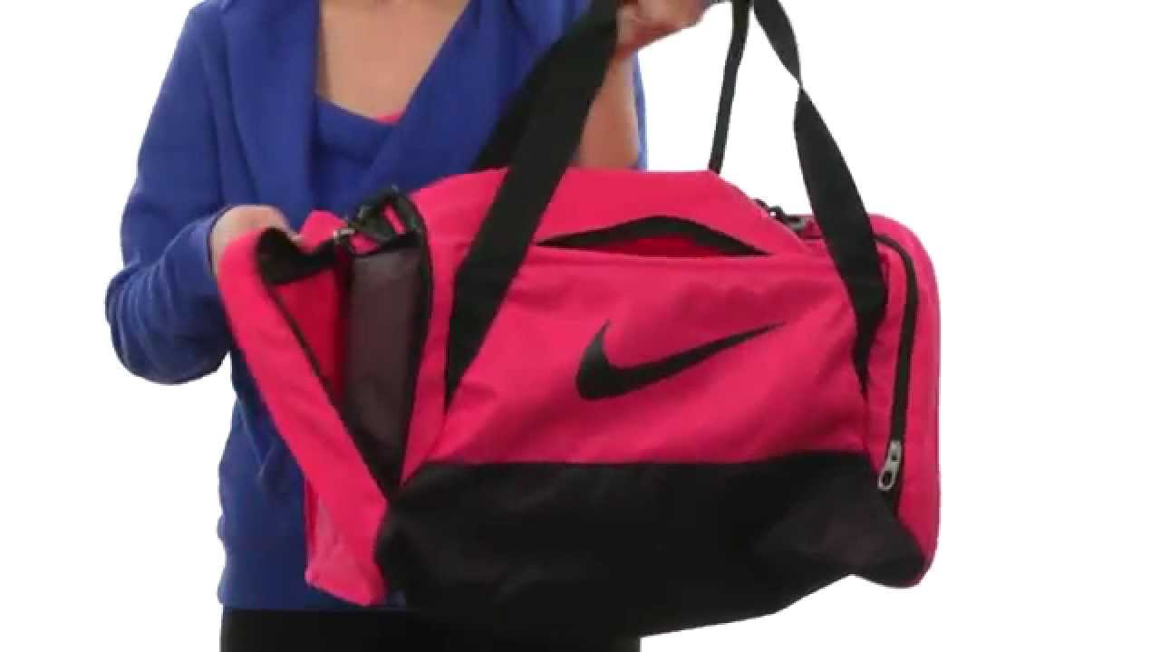f570f2bb080 Nike Brasilia 6 Duffel Small SKU 8238993 - YouTube