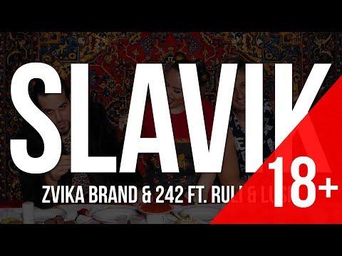 Zvika Brand & 242 Ft. Ruli-iZen & Lusil - SLAVIK (Official Video)