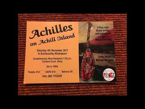 Achilles on Achill Island