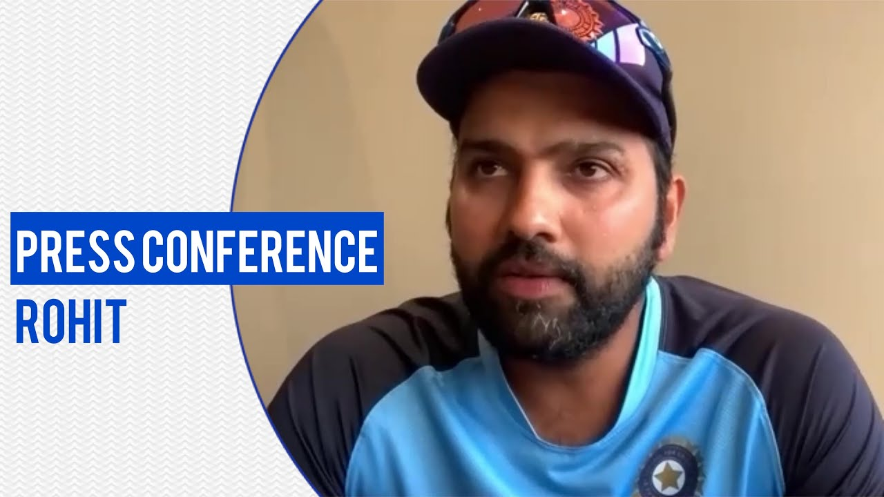 Rohit Sharma addresses the press | रोहित से बातचीत | Day 2 - The Gabba Test