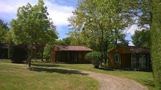 Camping Le Rêve, Chalet en bois