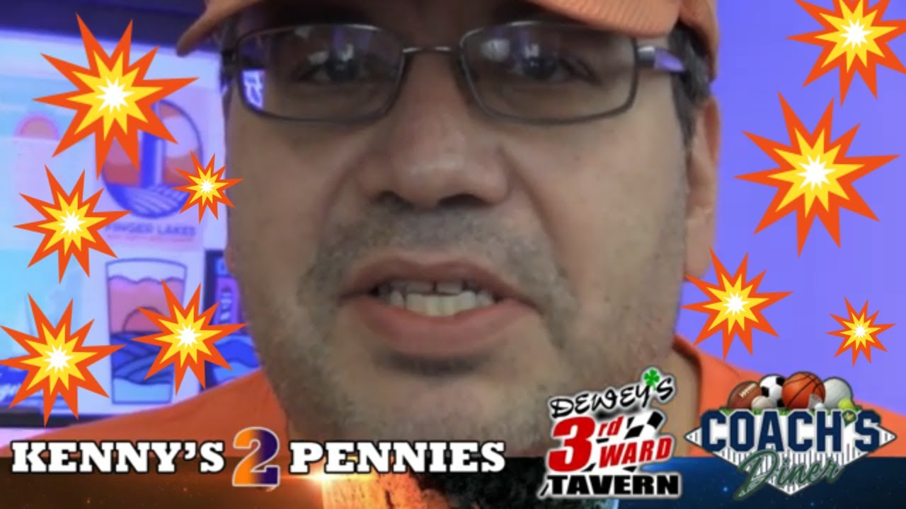 Patriots next for 3-0 Bills & rough road for local HS football teams .::. Kenny's 2 Pennies 9/23/19