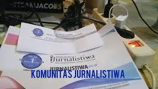 Komunitas Jurnalistiwa - www.jurnalistiwa.co.id