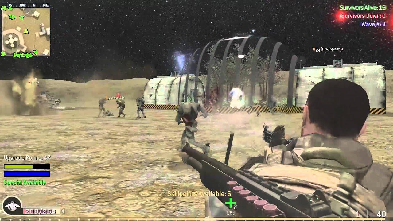 Call Of Duty 4 Zombie Mod Bots - appsxsonar
