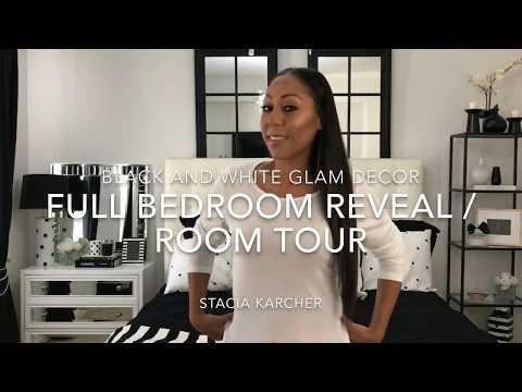 Full Glam Bedroom Reveal / Room Tour