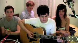 Vampire Weekend-Giving Up The Gun (cover)