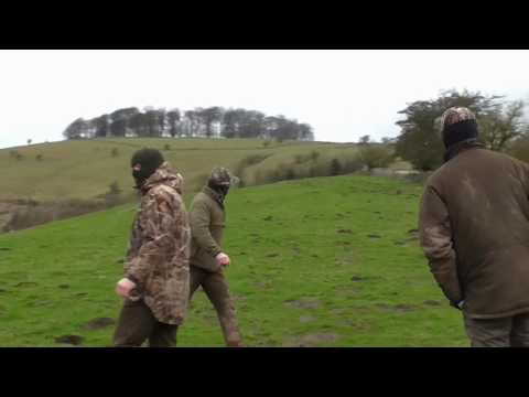 25/02/2017 Notts Hunt Sabs Assaulted by Meynell Terrierman