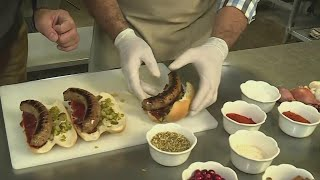 The taste test: Fresh sausage from Hogg and Steer
