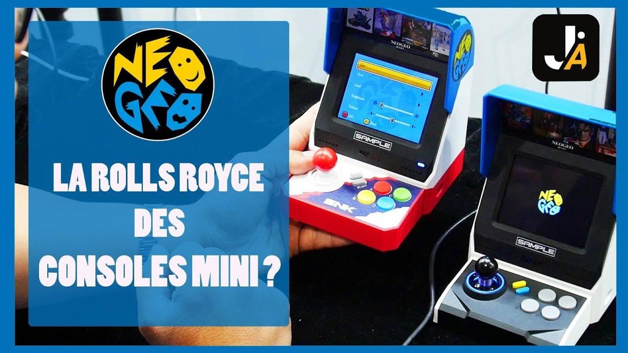 NeoGeo Mini: La MEILLEURE des Consoles Mini ?
