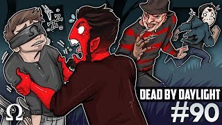 THE LONGEST NIGHTMARE! | DBD #90 The SAW Chapter DLC Ft. Delirious, Toonz, Rilla (Extended Episode)