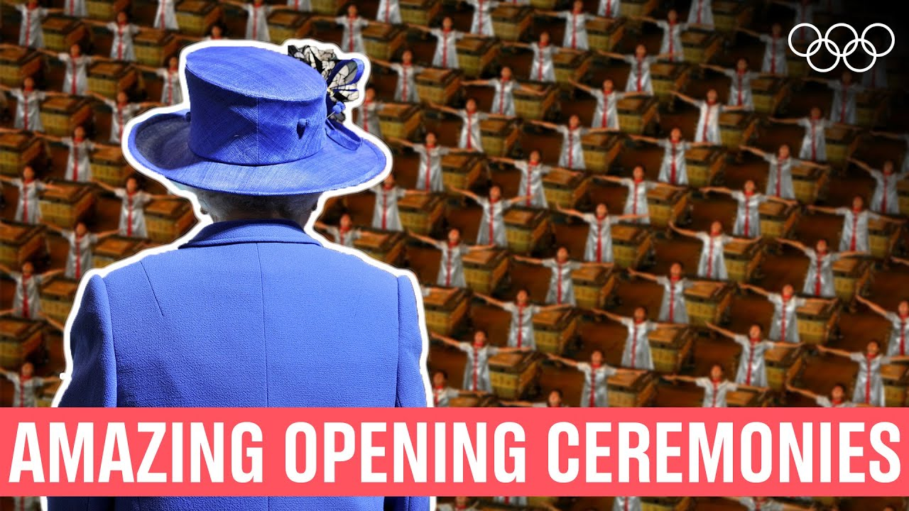 Tokyo 2020 LIVE: Olympic Games opening ceremony - as it happens