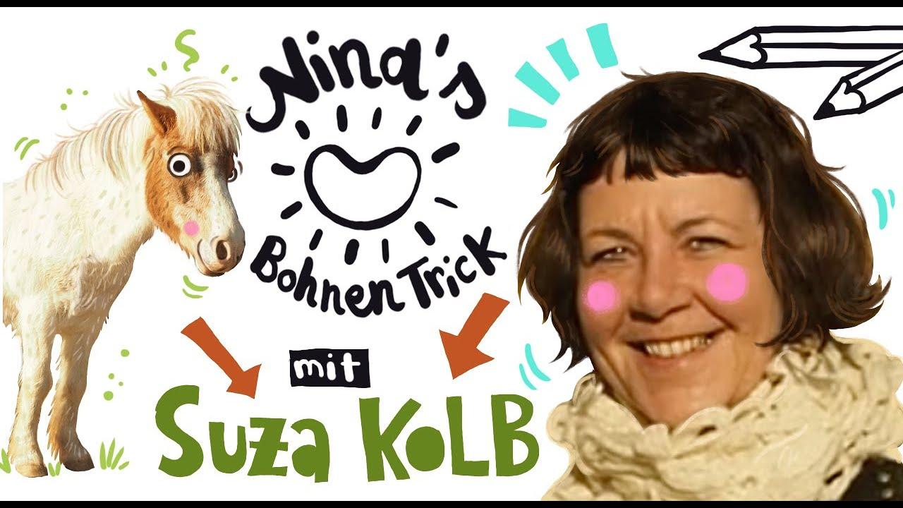 Download Nina Dulleck´s lustiger Zeichenworkshop mit Autorin Suza Kolb - Zeichenkurs