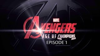 Avengers: Age of Ultron - Episode 1 - Champions Online