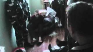 штурм наркопритона в Рыбинске