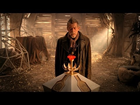 The Day of the Doctor: The Second TV Trailer - Doctor Who 50th Anniversary - BBC One Travel Video