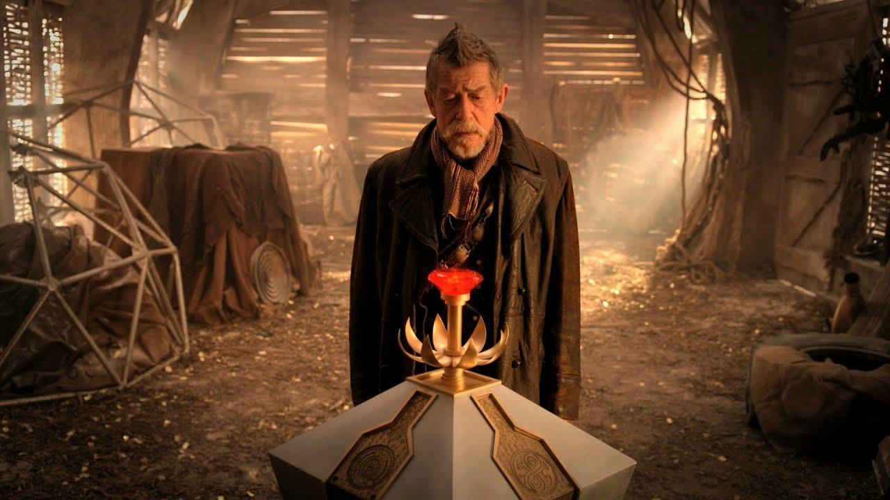 Bác Sĩ Vô Danh Một Ngày Của Bác Sĩ -a Doctor Who The Day Of The Doctor