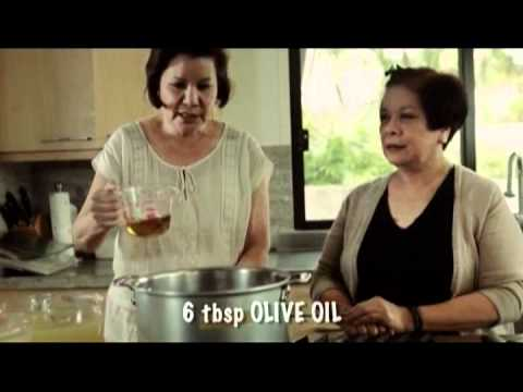Cebu's Annie Aboitiz and her Caldo Puch