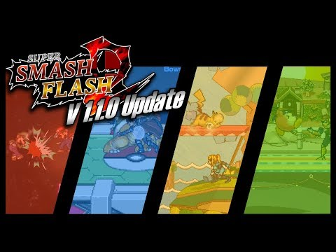 SSF2 Beta v1.1 Update Announcement