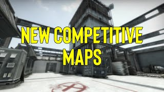 PROs about NEW COMPETITIVE MAPS