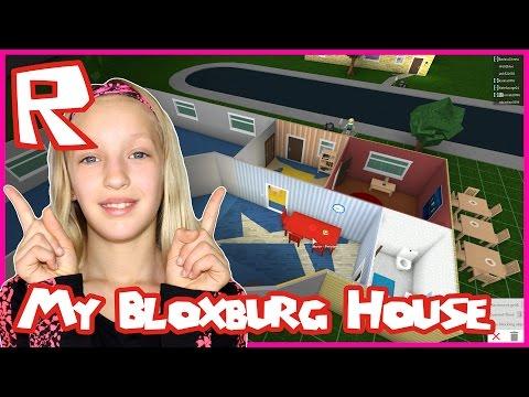 Making My House Bigger in Roblox Bloxburg