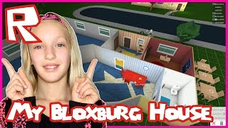 Making My House Bigger in Roblox Bloxburg