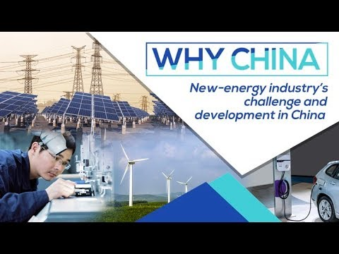 New-energy Industry's Challenge And Development In China
