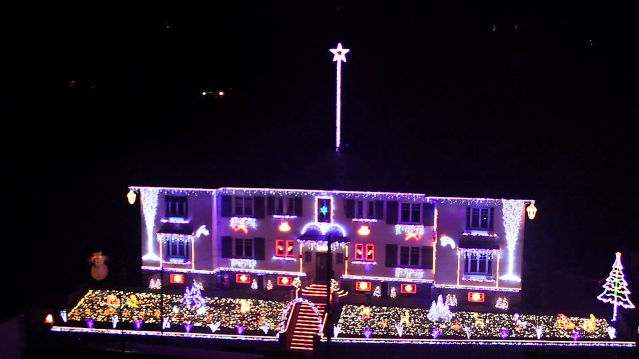 illumination noel bayonne 2018 Maison illuminée à Bayonne 2014 (video officielle)   YouTube illumination noel bayonne 2018
