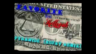 Dj-N!k - Favorite feat. Kollegah - Pyramide (KoFav-Remix)