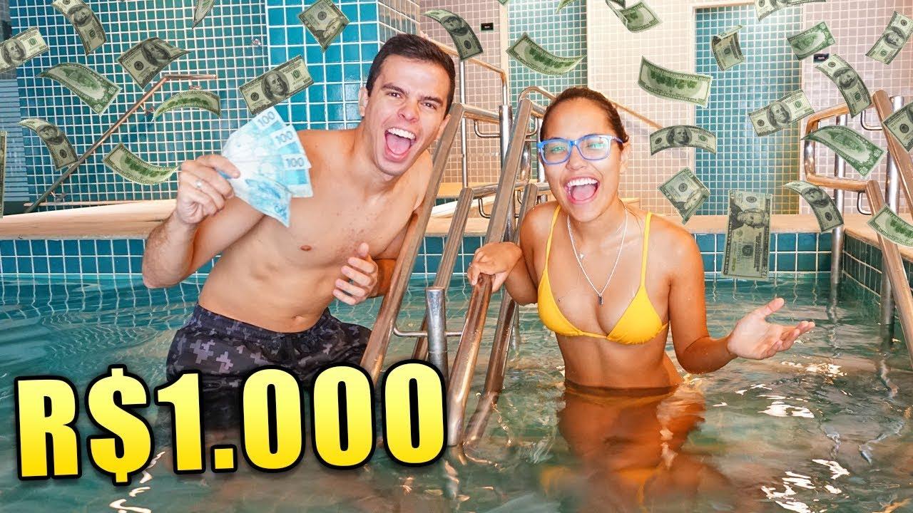 sobrevivendo-o-dia-inteiro-com-1000-reais-kids-fun