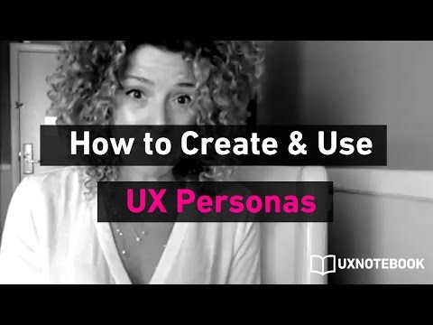 Tips for How to Create & Use Personas in UX  | Sarah Doody, User Experience Designer