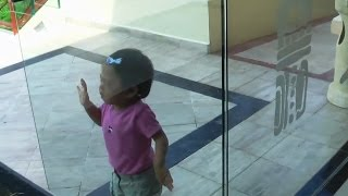 Kids vs. Glass Doors Fails Compilation [NEW]