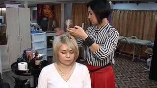 Как сделать объем на коротких волосах