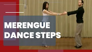 Merengue Dance Steps For Beginners - The Separation Move